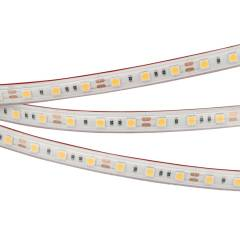 Светодиодная лента RTW 2-5000PS 12V Cool 8K 2x (5060, 300 LED, LUX) (ARL, 14.4 Вт/м, IP67)