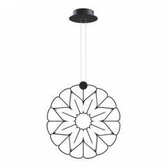 Светодиодный подвесной светильник Maytoni Volare 16Вт, 1200LM, черный