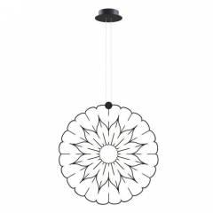 Светодиодный подвесной светильник Maytoni Volare 48Вт, 3200LM, черный