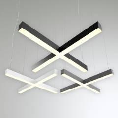 Светодиодный светильник LT-LBX-KRESCENT-1200-P крест