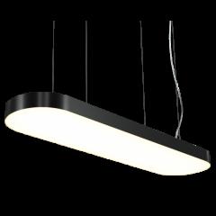 Светодиодный светильник Овал RVE210312