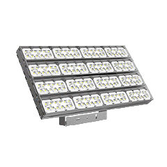 "Светодиодный светильник ""ВАРТОН"" Olymp 2.0 (Олимп 2.0) 400W 713x370x165 мм класс защиты IP65"