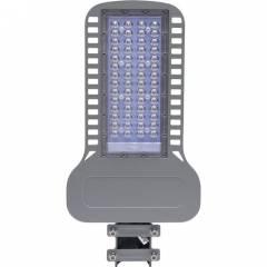 Светодиодный уличный консольный светильник Feron SP3050 100W 4000-5000K 230V, серый