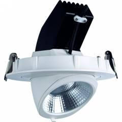 Светодиодный встраиваемый светильник Zorgen GALA 201 20-30W 3000-5000K 2000-3000Lm Ø150мм