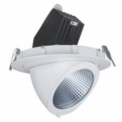 Светодиодный встраиваемый светильник Zorgen GALA 202 30-50W 3000-5000K 3000-5000Lm Ø190мм