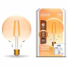 Умная лампа Filament Шар DIM 7 Вт 740 лм