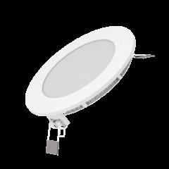 Встраиваемый светильник Gauss ультратонкий круглый IP20 18W,225х22, Ø210, 6500K 1560лм