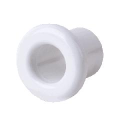 Втулка для вывода кабеля из стены 2 шт. (белый) Ретро WL18-18-01