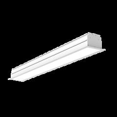 """Светодиодный светильник""""ВАРТОН"""" Universal-Line встраиваемый 1145*100*69мм белый матовый"""
