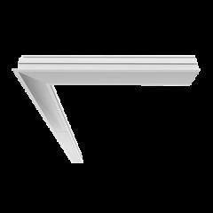 Светильник Universal-Line встр. L-поворот 365*365*69мм IP40 правый/левый